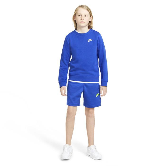 B Nsw Repeat Pk Short Çocuk Mavi Günlük Stil Şort DJ4013-480 1285381