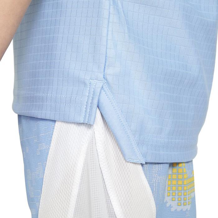 B Nk Brthe Gfx Ss Top Çocuk Mavi Günlük Stil Tişört DA0244-436 1286224