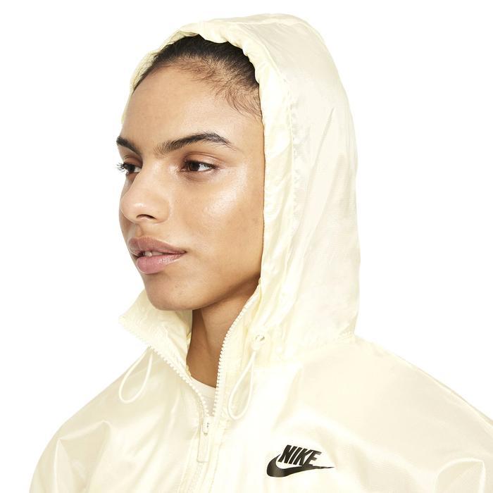 W Nsw Wr Jkt Summerized Kadın Beyaz Günlük Stil Ceket CZ9739-113 1283785