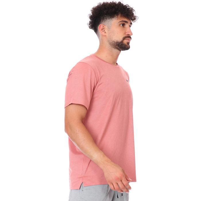 M Np Df Hpr Dry Top Ss Erkek Kırmızı Antrenman Tişört CZ1181-691 1286101
