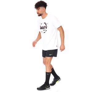 M Nk Fc Wvn Short P Erkek Siyah Futbol Şortu DA2186-010