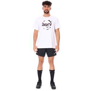 M Nk Fc Tee Seasonal Graphic Erkek Beyaz Futbol Tişört CZ0591-100