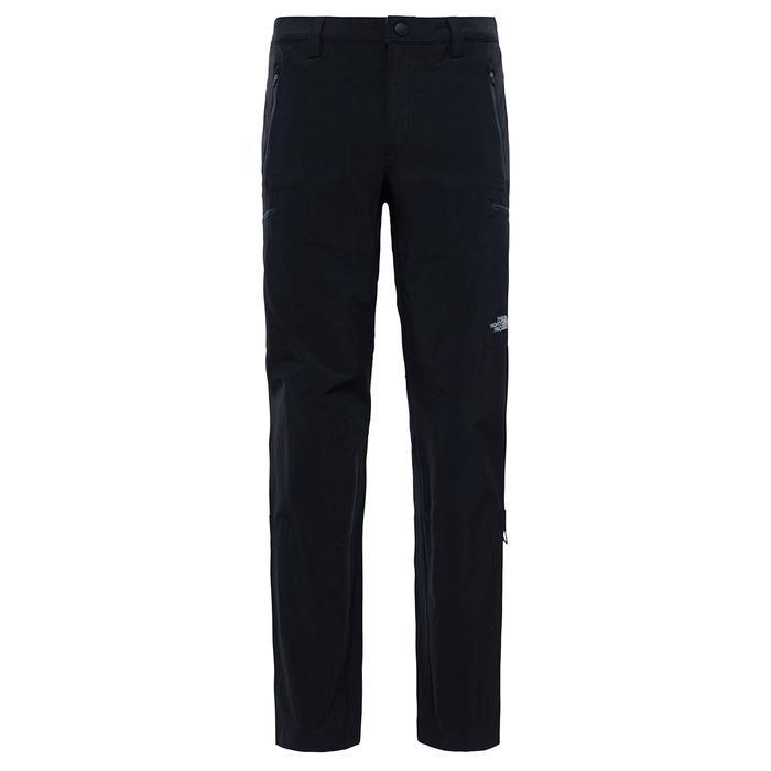 Exploration Long Fit Erkek Siyah Outdoor Pantolon NF00CL9RJK31 1190404