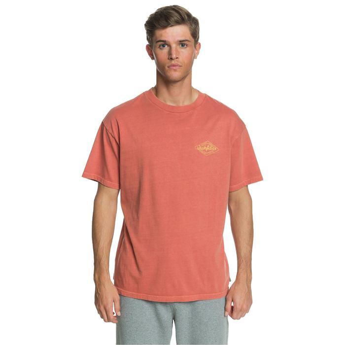 Harmony Hall Ss Erkek Çok Renkli Günlük Stil Tişört EQYZT05999-MNL0 1287129