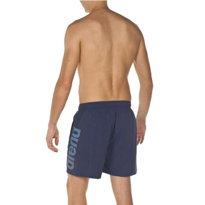 Fundamentals Logo Boxer Erkek Lacivert Yüzücü Mayo 1B34478 753976