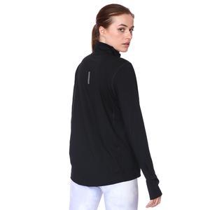 Element Top Hz Kadın Siyah Koşu Uzun Kollu Tişört CU3220-010