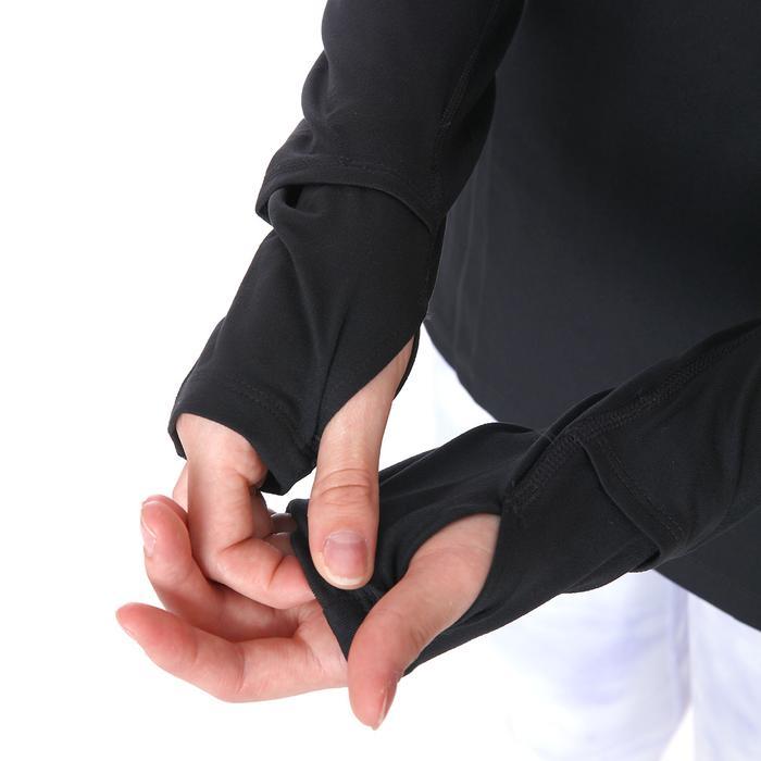 Element Top Hz Kadın Siyah Koşu Uzun Kollu Tişört CU3220-010 1213801