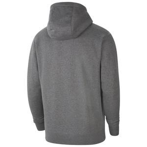 M Nk Flc Park20 Po Hoodie Erkek Gri Futbol Sweatshirt CW6894-071