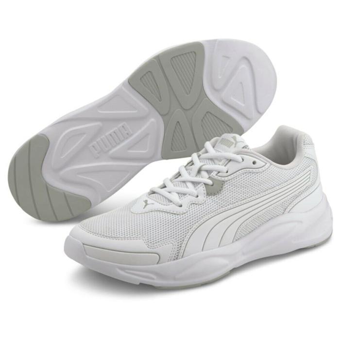90S Runner Nu Wave Erkek Beyaz Günlük Stil Ayakkabı 38295802 1271147