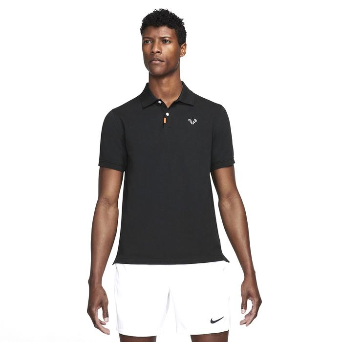 The Polo Rafa Slim 2.0 Erkek Siyah Tenis Polo Tişört CV2969-010 1284013