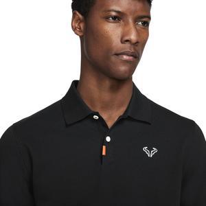 The Polo Rafa Slim 2.0 Erkek Siyah Tenis Polo Tişört CV2969-010