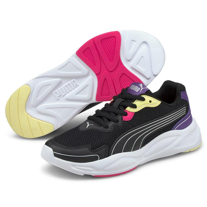 90s Runner Nu Wave Erkek Siyah Günlük Ayakkabı 38295808 1270652