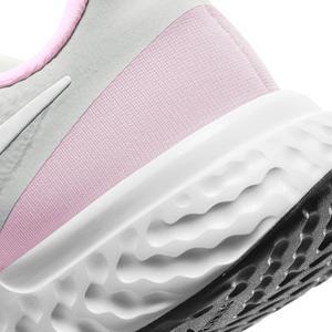 Revolution 5 (Gs) Çocuk Bej Günlük Stil Ayakkabı BQ5671-021