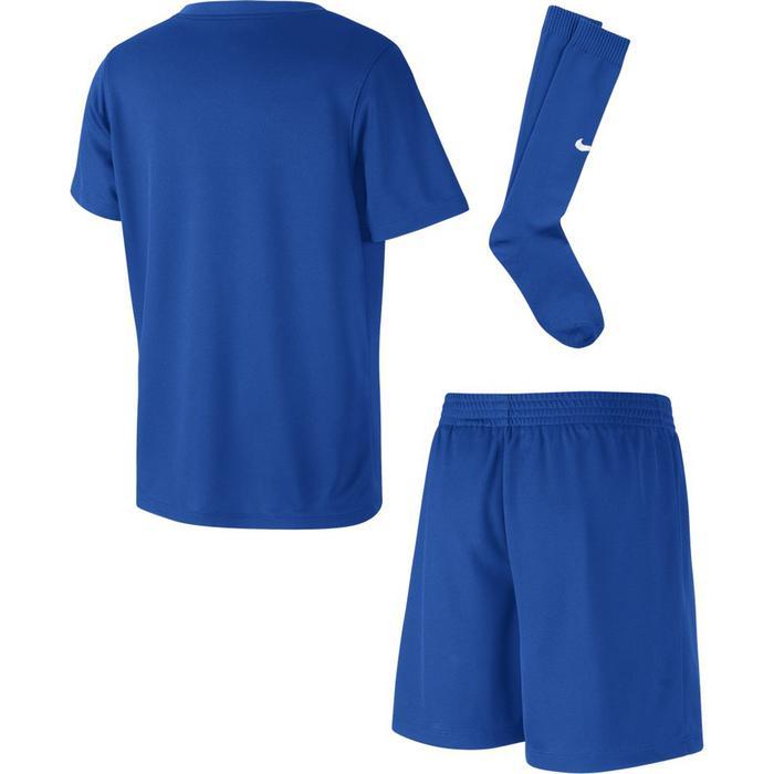 Dry Park20 Kit Set K Çocuk Mavi Futbol Forma Takımı CD2244-463 1304642