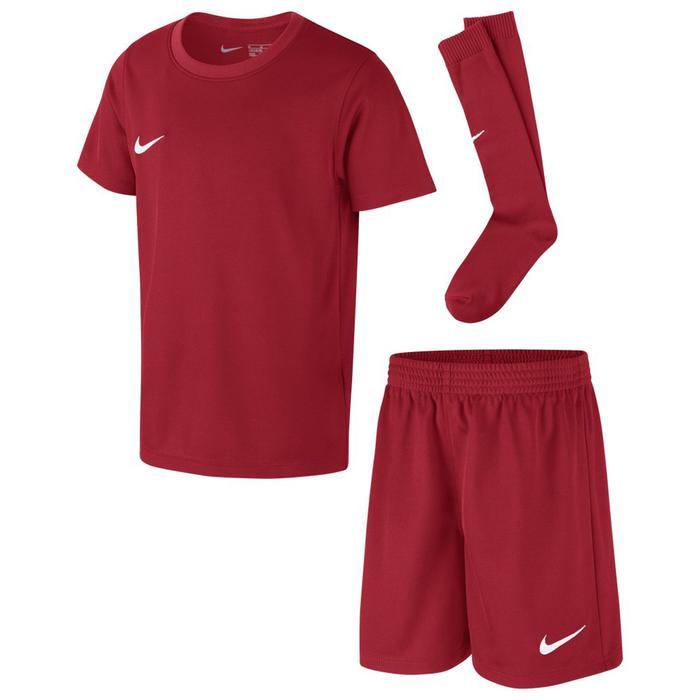 Dry Park20 Kit Set K Çocuk Kırmızı Futbol Forma Takımı CD2244-657 1191092