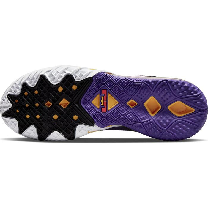 Lebron XVIII Low NBA Unisex Siyah Basketbol Ayakkabısı CV7562-003 1284862
