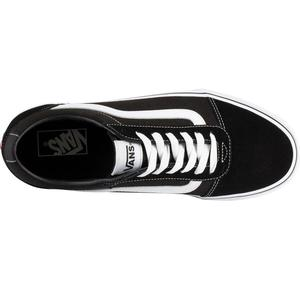 Mn Ward Erkek Siyah Günlük Ayakkabı VN0A36EMC4R1
