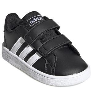 Grand Court I Unisex Siyah Günlük Ayakkabı EF0117