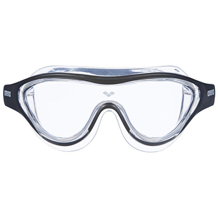 The One Mask Unisex Siyah Yüzücü Gözlüğü 003148102 1147146