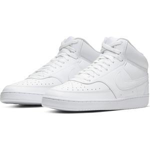 Court Vision Mid Erkek Beyaz Günlük Ayakkabı CD5466-100