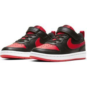 Court Borough Low 2 (Psv) Çocuk Siyah Günlük Stil Ayakkabı BQ5451-007