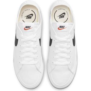 Court Legacy Cnvs Erkek Beyaz Günlük Stil Ayakkabı CW6539-101