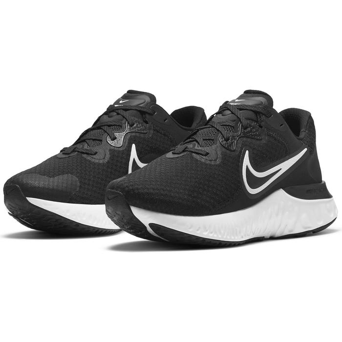 Renew Run 2 Erkek Siyah Koşu Ayakkabısı CU3504-005 1284505