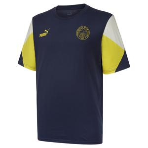 Fenerbahçe SK 21/22 Sezonu Erkek Lacivert Futbol Tişört 76703105