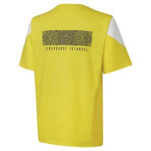Fenerbahçe SK 21/22 Sezonu Erkek Sarı Futbol Tişört 76703101