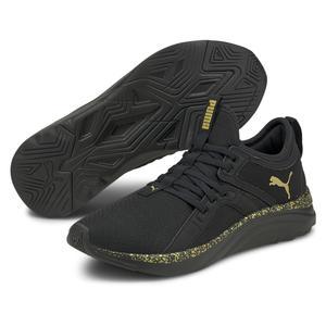 Softride Sophia Shimmer Wn Kadın Siyah Antrenman Ayakkabısı 19522301