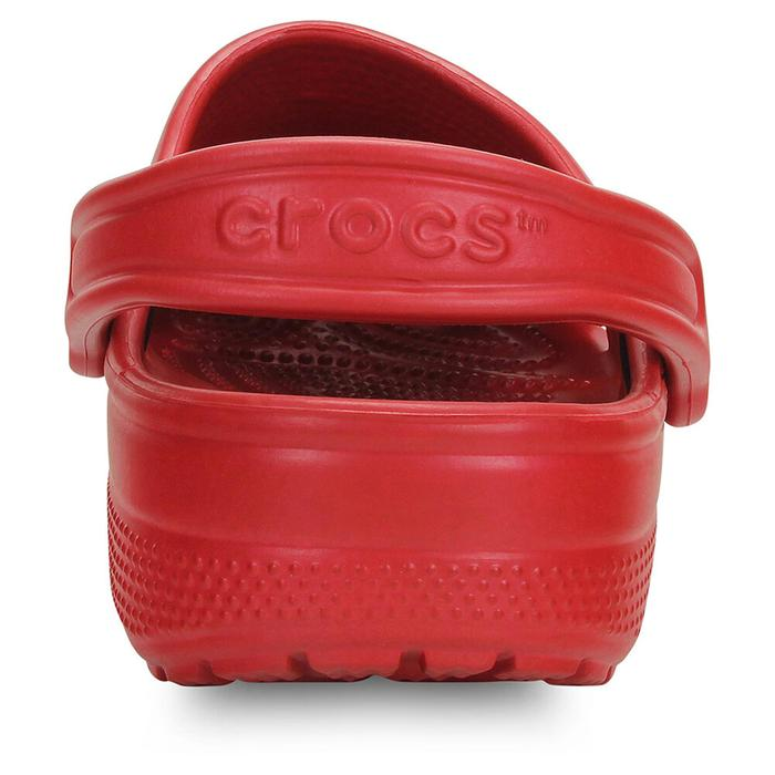 Classic Unisex Kırmızı Günlük Stil Terlik 10001-6EN 1303507