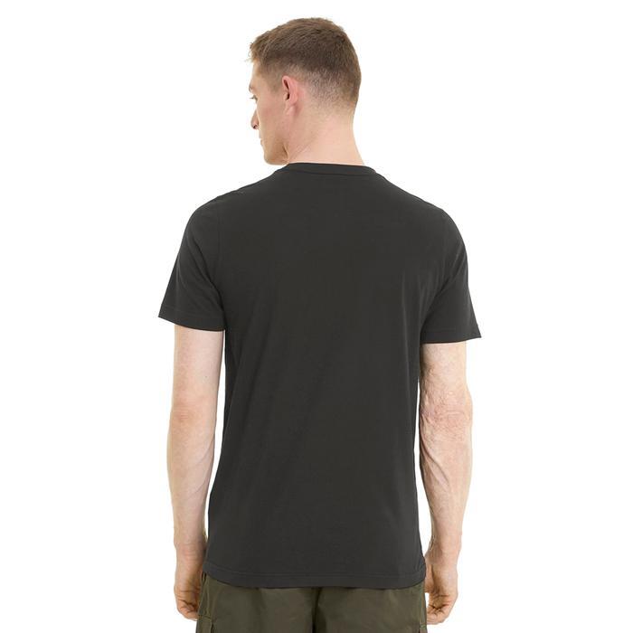 Classics Logo Tee Erkek Siyah Günlük Stil Tişört 53008801 1216856