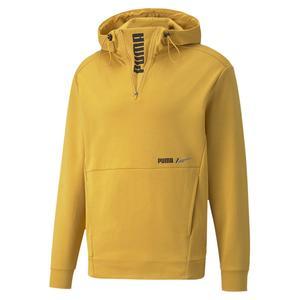 Rad Cal Half Zip Dk Mineral Yellow Erkek Sarı Günlük Stil Sweatshirt 58938937
