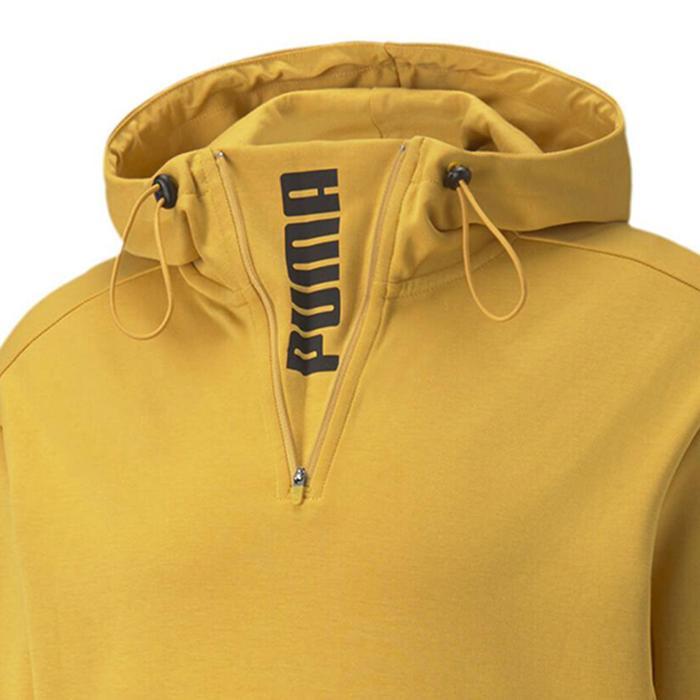 Rad Cal Half Zip Dk Mineral Yellow Erkek Sarı Günlük Stil Sweatshirt 58938937 1247690