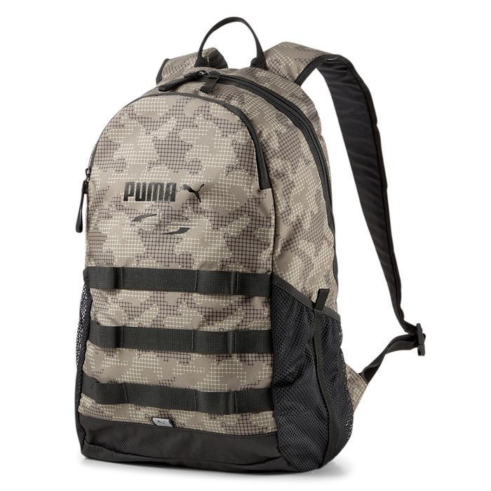 Style Backpack Unisex Bej Günlük Stil Sırt Çantası 07804002 1248607