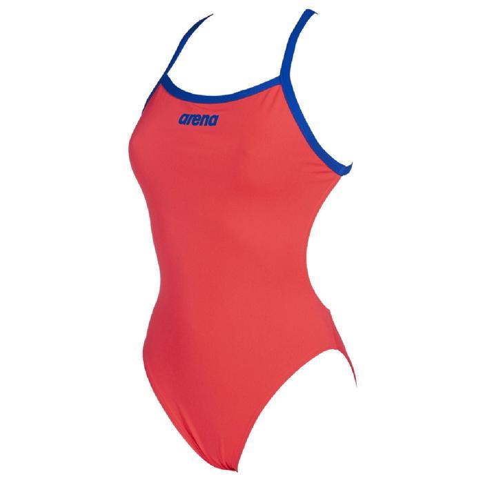 W Solid Light Tech High Kadın Çok Renkli Yüzücü Mayosu 2A243480 1164813