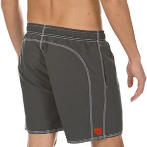 Fundamentals Solid Boxer Erkek Kırmızı Yüzücü Mayosu 4051554
