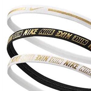 Head Tie Nba Unisex Beyaz Basketbol Saç Bandı N.100.1543.101.OS