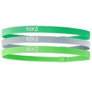 Elastic Headbands 3 Pk Unisex Yeşil Antrenman Saç Bandı N.000.0067.350.OS