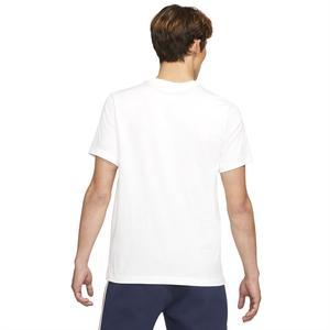 Jordan PSG Wordmark Tee Erkek Beyaz Basketbol Tişört DB6510-100
