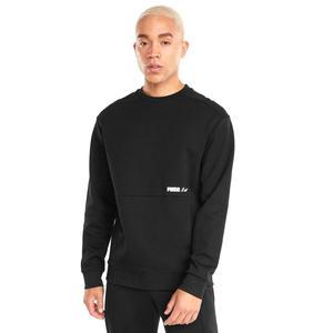 Rad Cal Crew Dk Erkek Siyah Günlük Stil Sweatshirt 58938701