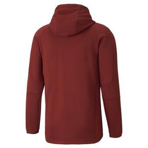 Evostripe Fz Hoodie Intense Red Erkek Kırmızı Günlük Stil Sweatshirt 58942422
