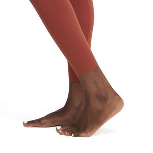 The Yoga Luxe 7/8 Tight Kadın Kırmızı Antrenman Tayt CJ3801-670