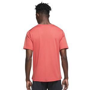 M Nk Df Wr Miler Gx Ss Erkek Kırmızı Koşu Tişört DD5276-605