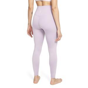 The Yoga 7/8 Tight Kadın Mor Antrenman Tayt CU5293-502