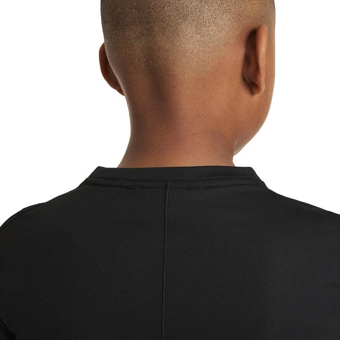 B Nk Df Breathe Gfx Ss Top Çocuk Siyah Günlük Stil Tişört DD8539-010 1308336