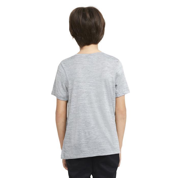B Nk Df Hbr Ss Top Çocuk Siyah Günlük Stil Tişört DA0282-084 1306482