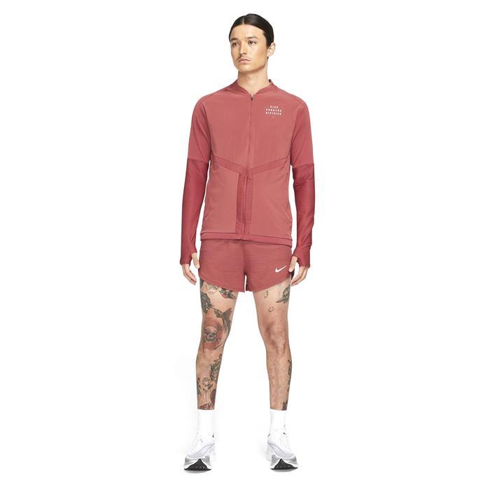 M Nk Df Run Dvn Element Fz Erkek Kırmızı Koşu Uzun Kollu Tişört DD4929-661 1307898
