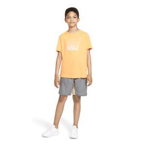 B Nk Df Gfx Short Çocuk Siyah Günlük Stil Şort DD8390-084