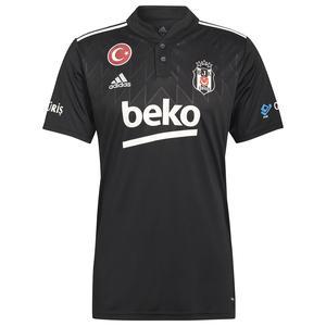 Beşiktaş Jsy Dış Saha Erkek Siyah Futbol Forma GT9586